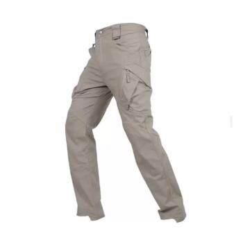 กางเกงยุทธวิธี Sector Seven กางเกงใส่เดินป่า กางเกงใส่ทำงาน ภาคสนาม รุ่น ix9c (สีกากี)