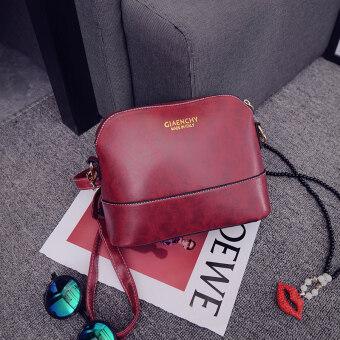 ทรัมเป็ตกระเป๋าถือ Shell แพคเกจ (ไวน์แดง)