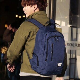 เกาหลีโรงเรียนมัธยมกระเป๋านักเรียนชายกระเป๋าสะพาย (Shishang สีฟ้า + 15 วันหรือกลับ + คุณภาพการค้ำประกัน + ประกันการจัดส่งสินค้า) (Shishang สีฟ้า + 15 วันหรือกลับ + คุณภาพการค้ำประกัน + ประกันการจัดส่งสินค้า)