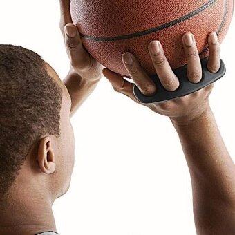 ประเทศไทย Silicone ShotLoc Shot-Lock Basketball Ball Trainer Sports for Kids Adult - intl