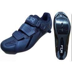 รองเท้าปั่นจักรยานเสือหมอบsize42(number9) FLR F-15|||
