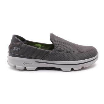 SKECHERS MEN รองเท้าผ้าใบ ผู้ชาย รุ่น GO WALK 3 - 54045GRY (GREY) - 2