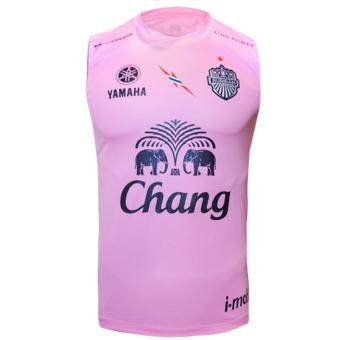 Sleeveless Training Jersey 2016 (ชมพูอ่อน)
