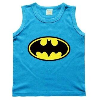 Summer T Shirt Kids Vest Baby Girl Boy Clothes Boys T-Shirts for Boys Girls Children's Clothing T Shirts for Boys Tops - intl