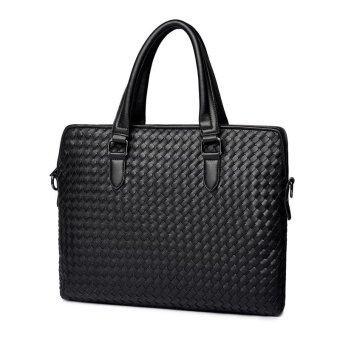 Tidog New men's Bag Tote Bag business bag briefcase - intl - 2