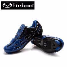 TIEBOA-รองเท้าจักรยานเสือหมอบ หญิง/ชาย