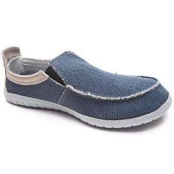 UROLAND รองเท้าผ้าใบ รุ่น RS308 - สีกรม