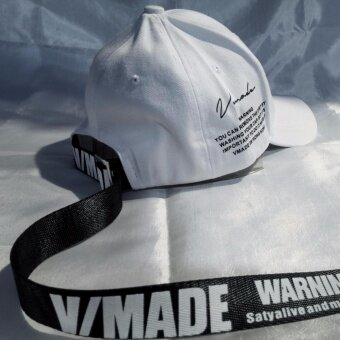 Harga V/MADE G-Dragon White Cap
