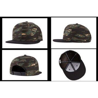 หมวกแก๊ป ลายพราง W516