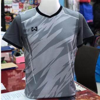 เสื้อกีฬาวาริกซ์ WA-1550-EEสีเทา