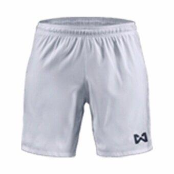 WARRIX SPORT กางเกงฟุตบอลเบสิค WP-1506-WW สีขาว