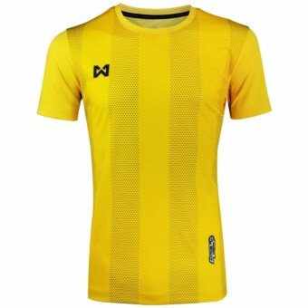WARRIX SPORTS เสื้อฟุตบอล WA-1548-YY (สีเหลือง)