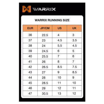 WARRIX SPOTS รองเท้าวิ่ง WF-1301-BB (สีน้ำเงิน) - 2