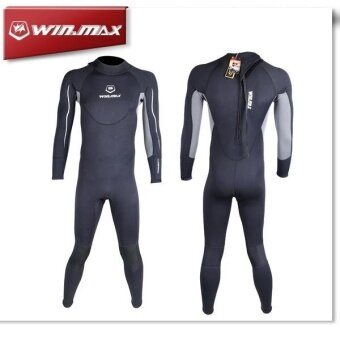 Winmax Man Neoprene Diving Sport Wetsuits Full Body Sports Skins Full Body Sports Skins - intl