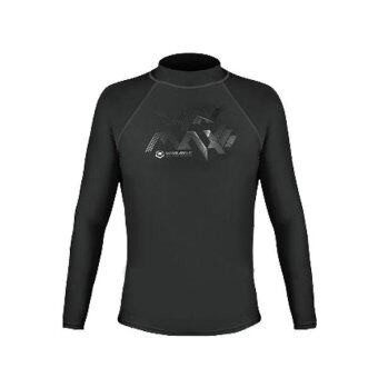 Winmax UV50+ Protection Long Sleeves Diving Suit Shirt \\ Lycra Rash Guard Surf Shirt for man - intl