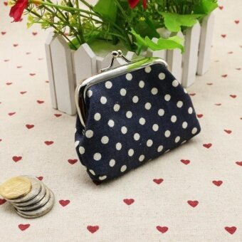 Womens Small Wallet Card Holder Coin Purse Clutch Handbag Bag DB - intl