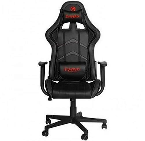 ยี่ห้อไหนดี  เก้าอี้เล่นเกมส์ Marvo CH-106 Gaming Chair ค่าจัดส่งฟรี