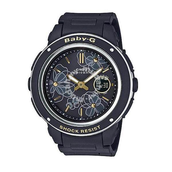 ยี่ห้อไหนดี  ตาก นาฬิกา CASIO Baby-G BGA-150FL-1ADR (ประกัน cmg)