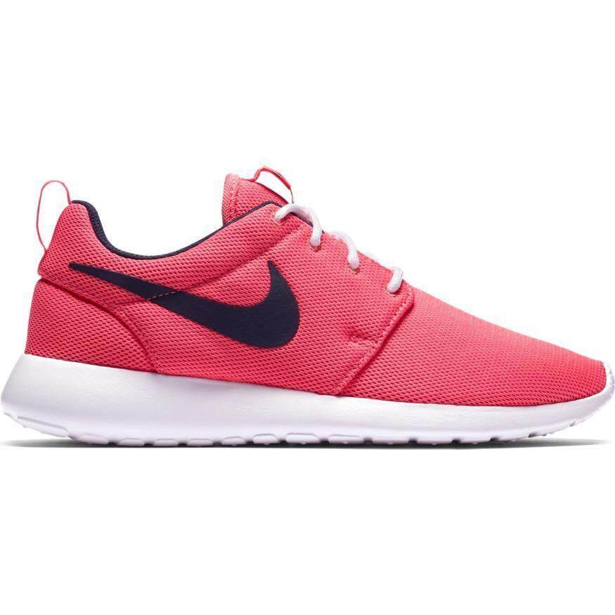 รองเท้าผ้าใบ Nike แฟชั่น ออกกำลังกาย ผู้หญิง ไนกี้ Roshe One Rose Pink นุ่มเยา ใส่สบาย ++ลิขสิทธิ์แท้ 100% จาก NIKE พร้อมส่ง ส่งด่วน kerry++