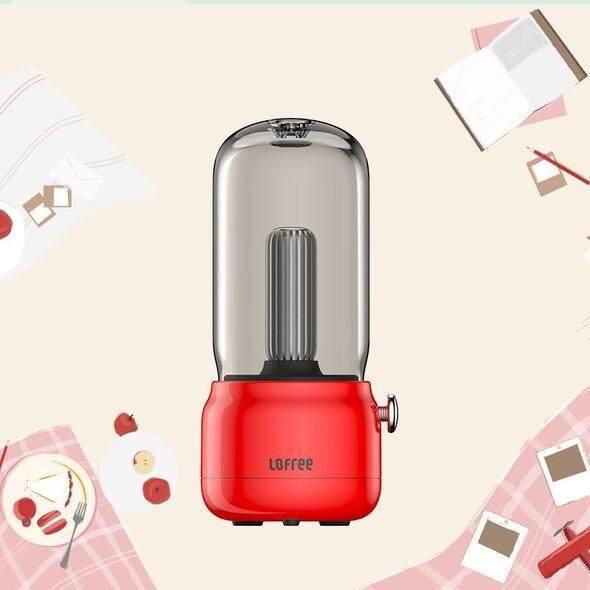 ยี่ห้อนี้ดีไหม  Xiaomi Lofree Candly Ambient Lamp - โคมไฟตั้งโต้ะ