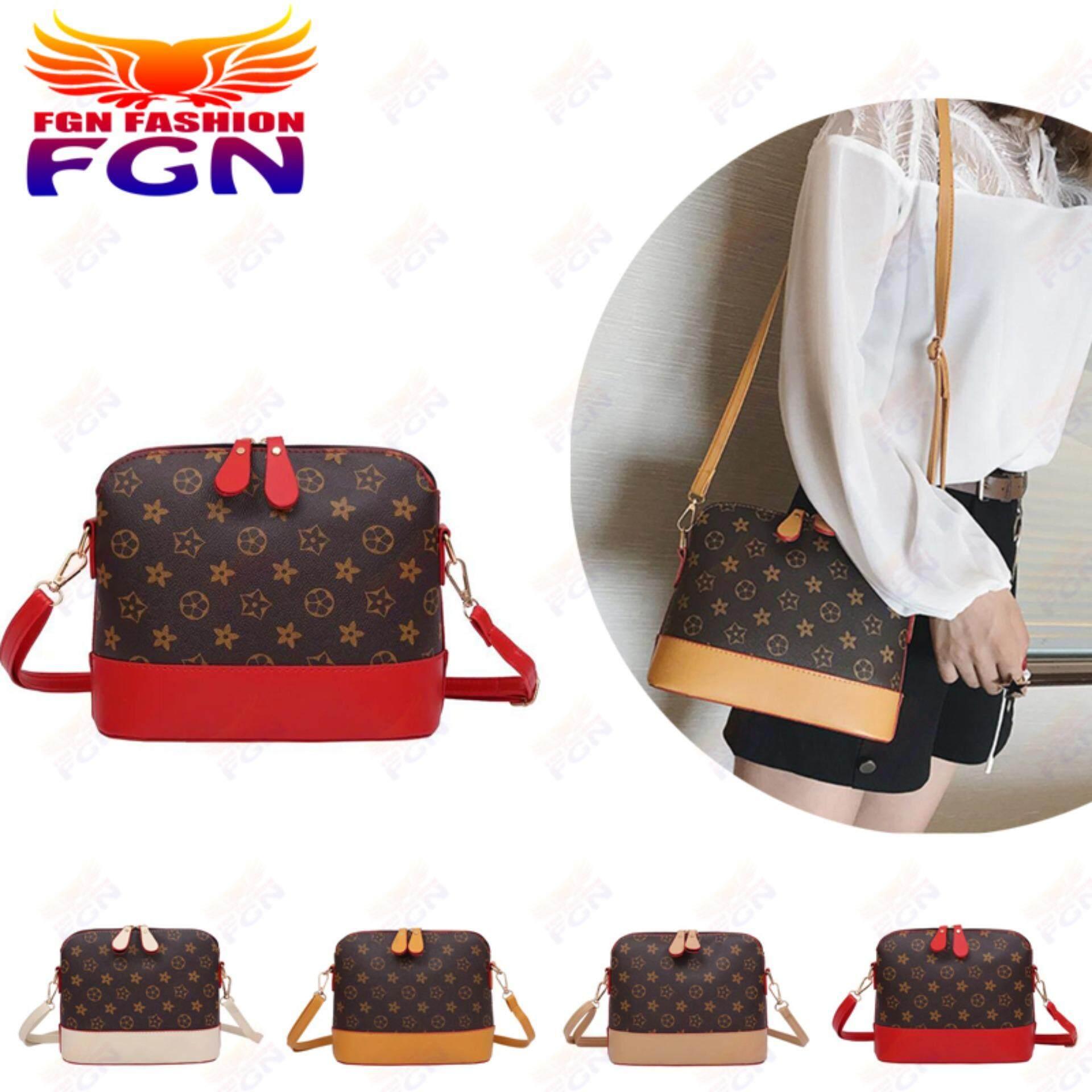 กระเป๋าเป้ นักเรียน ผู้หญิง วัยรุ่น สิงห์บุรี FGN แบบวัยรุ่น รุ่นใหม่ ลายดอก กระเป๋าเป้ Fashion Bag กระเป๋าสะพายผู้หญิง FGN 080 (gules)