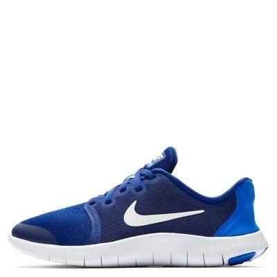 เก็บเงินปลายทางได้ modelb Nike รองเท้าผ้าใบ วิ่ง ไนกี้ Women Run shoes Flex Contact Blue นุ่มเบาสบายเท้า ลิขสิทธิ์แท้ ส่งไวด้วย kerry!!!a