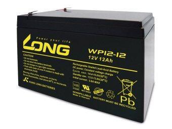 Long แบตเตอรี่สกู๊ตเตอร์ไฟฟ้า WP12-12 12V-12Ah