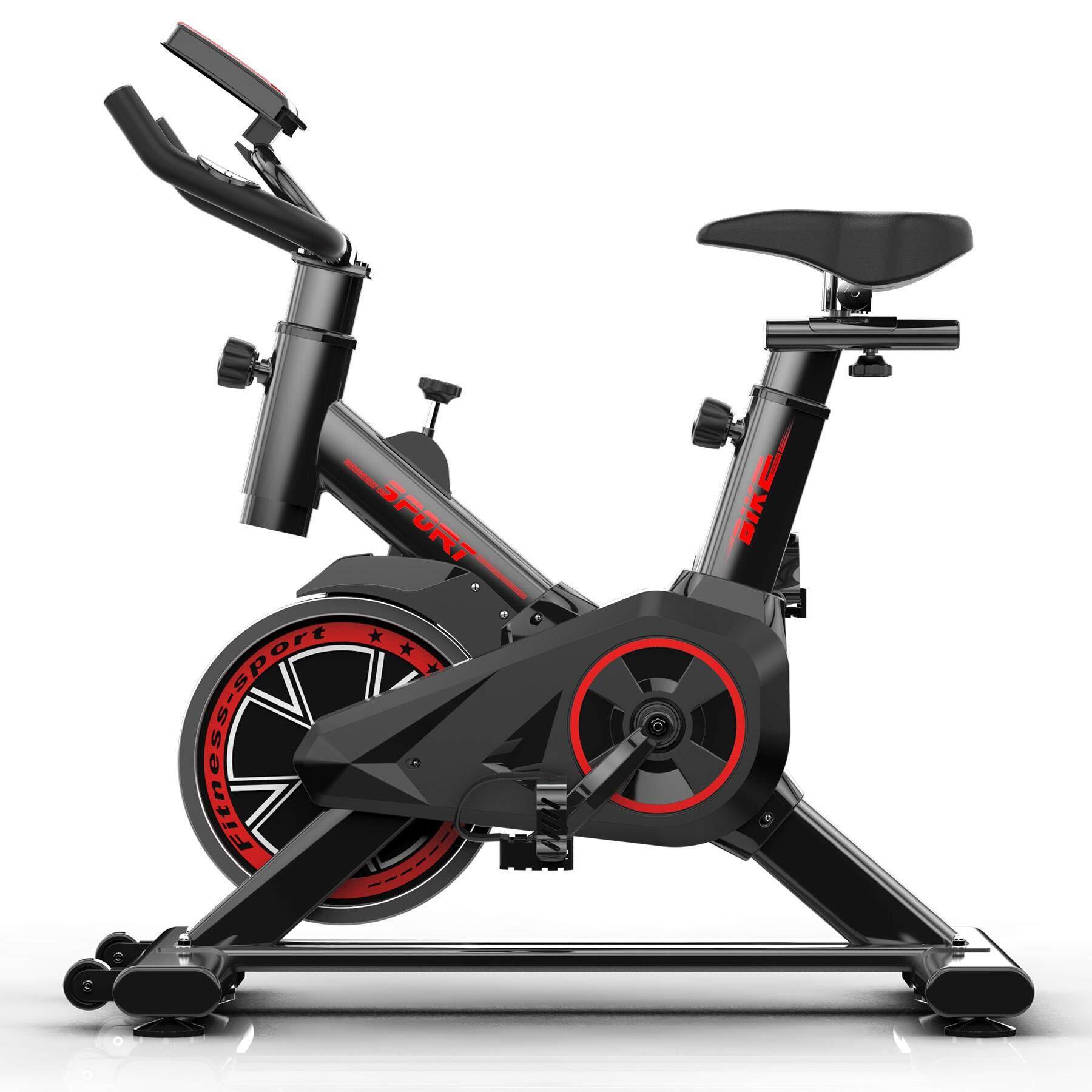 สอนใช้งาน จักรยานออกกำลังกาย Exercise Spin Bike จักรยานฟิตเนส Spinning Bike SpinBike  เครื่องปั่นจักรยาน S2019D