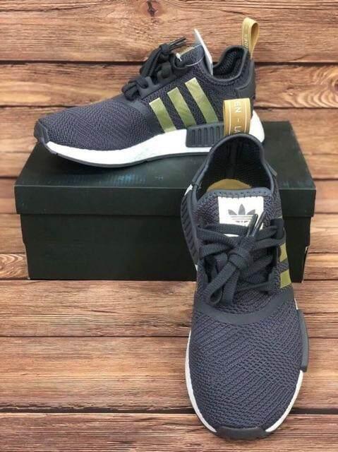 การใช้งาน  เชียงราย พร้อมส่ง : รองเท้า Adidas nmd r1 ของแท้