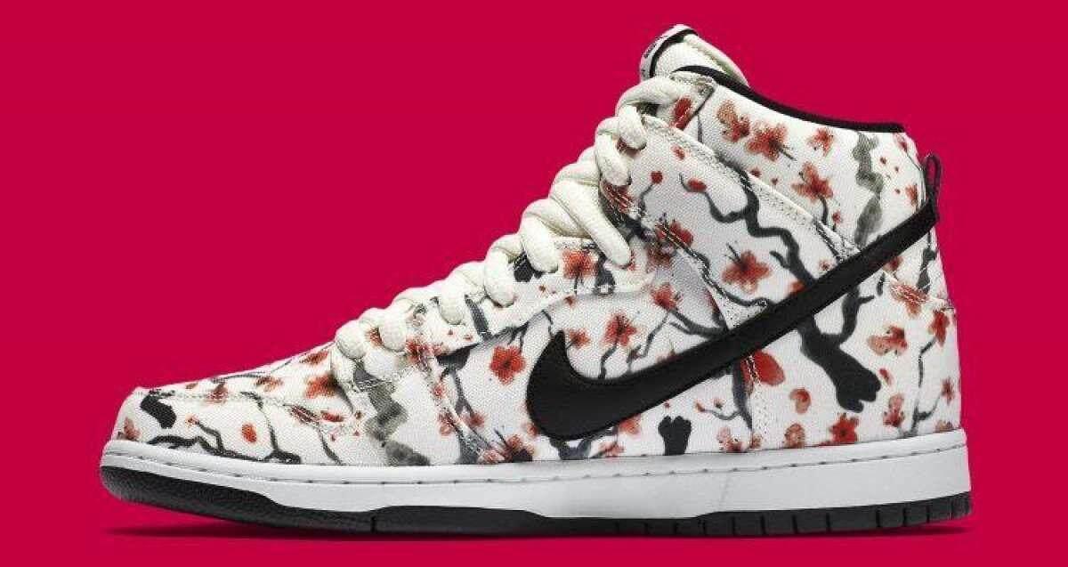 สอนใช้งาน  น่าน Nike  Dunk High ชายรองเท้าวิ่งรองเท้ฬาลำลองาแฟชั่นรองเท้ากี (Multicolor)