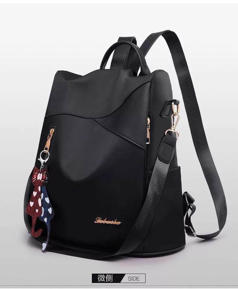 กระเป๋าเป้ นักเรียน ผู้หญิง วัยรุ่น นครศรีธรรมราช 2019รุ่นใหม่กันน้ำกระเป๋าเป้สะพายหลังกระเป๋าเดินทางความจุขนาดใหญ่ 6722