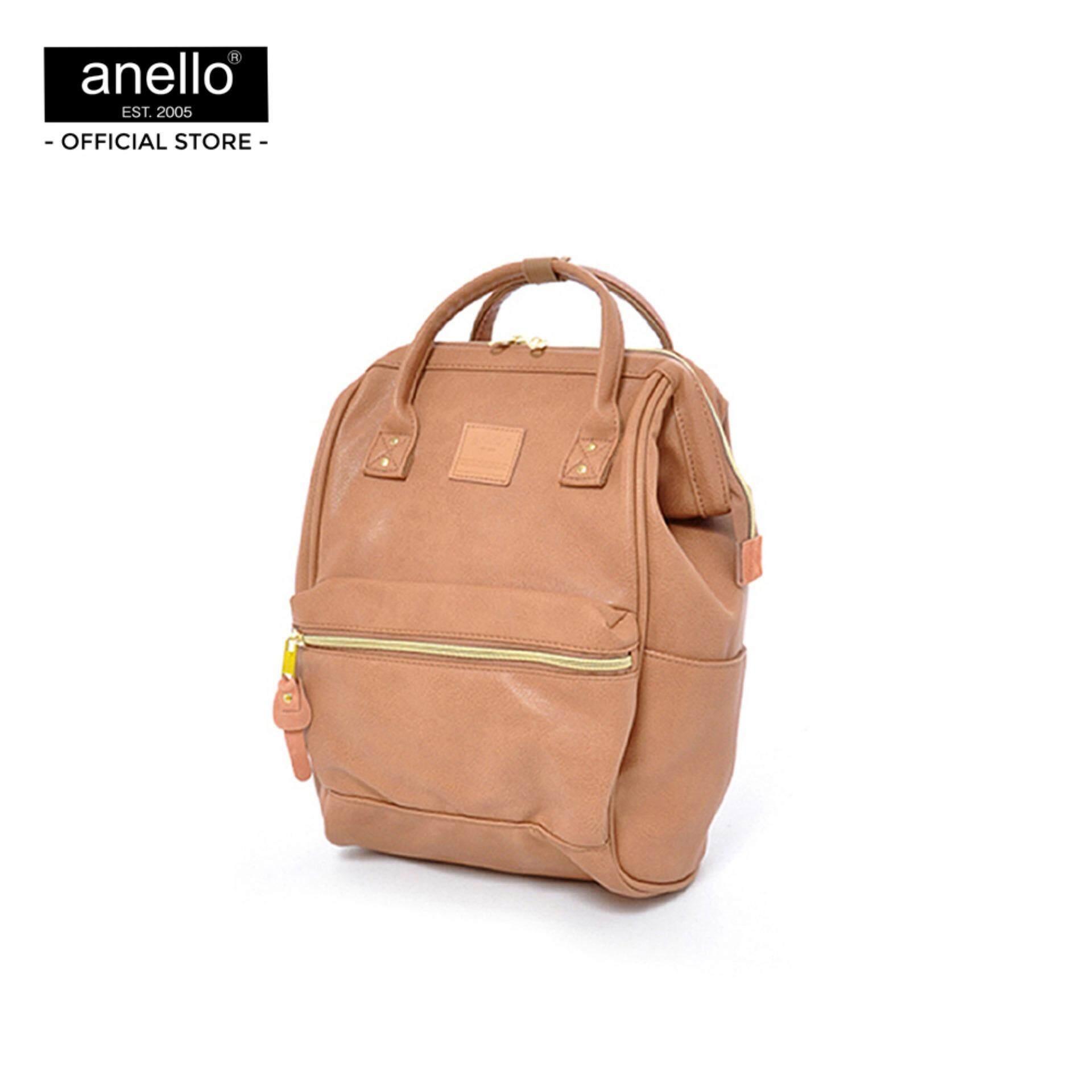 การใช้งาน  ประจวบคีรีขันธ์ anello กระเป๋า เป้ PU Mini Backpack _AT-B1212