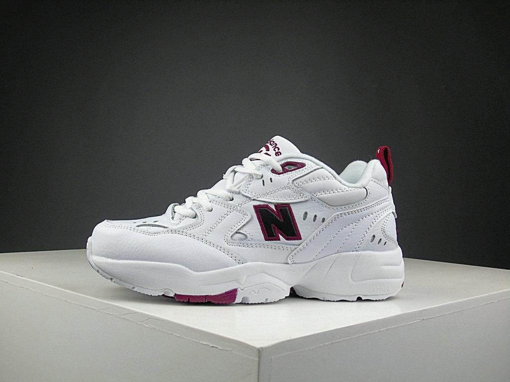 พิจิตร New Balance_2019 รองเท้าวิ่งผู้หญิง / Women s Fashion Sports Running Shoes Sneakers NB-608-6