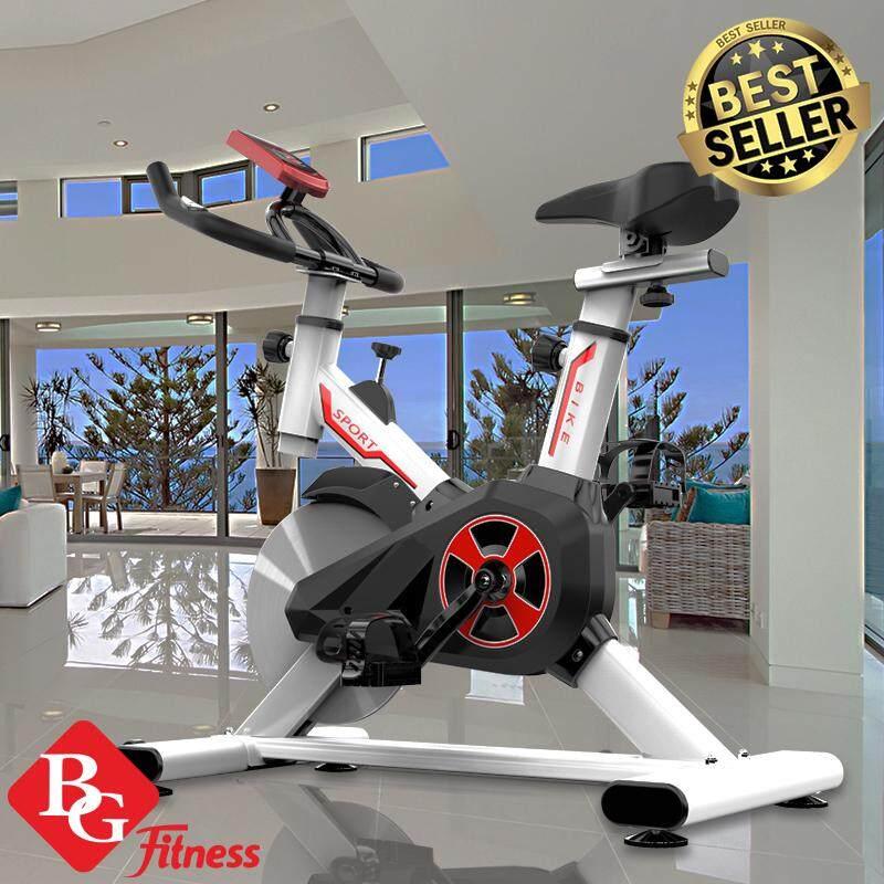 การดูแลรักษา B&G Fitness จักรยานออกกำลังกาย Spin Bike รุ่น S303