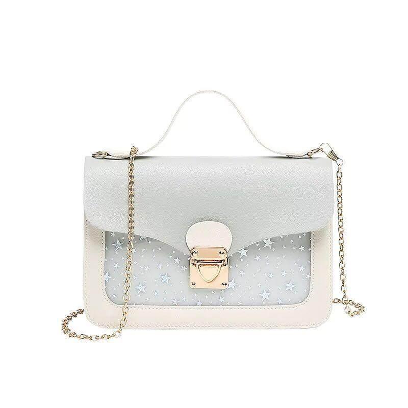 กระเป๋าเป้ นักเรียน ผู้หญิง วัยรุ่น ตรัง Wonderful story กระเป๋าผ้าสะพายข้าง Mini Bag MINI A14