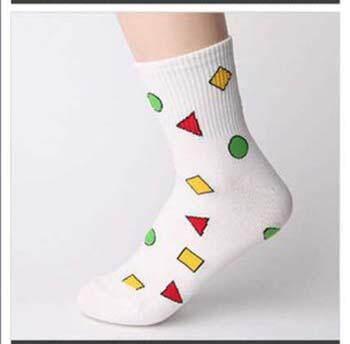 ถุงเท้าแฟชั่น นำเข้าจากเกาหลี ของแท้ เนื้อผ้าคุณภาพดี จัดส่งฟรี Kerry เก็บเงินปลายทาง