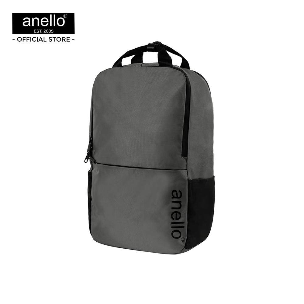 การใช้งาน  พระนครศรีอยุธยา anello  กระเป๋าเป้ REG EXPAND Backpack FSO-B043