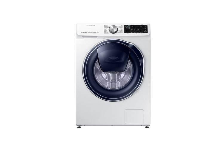 เครื่องซักผ้าฝาหน้า SAMSUNG WW10N64FRPW/ST อินเวอร์เตอร์ 10 กิโลกรัม  SAMSUNG  WW10N64FRPW/ST