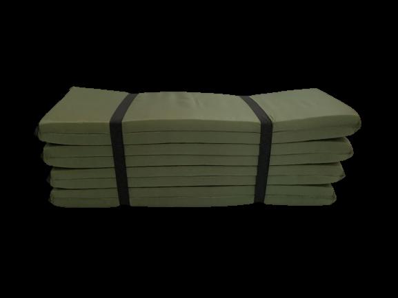แผ่นรองนอนไม่มีกระเป๋าขนาด 70cmx200cmx10mm.