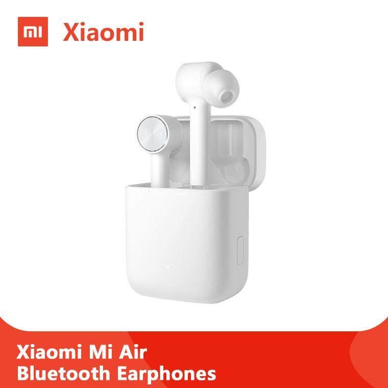 สอนใช้งาน  ปทุมธานี Xiaomi Bluetooth Earphone Air หูฟังบลูทูธ ไร้สาย True Wireless พร้อมเคสชาร์จไฟในตัว Stereo Sport Earphone ANC Switch ENC Auto Pause Control xiaomi Airdots pro