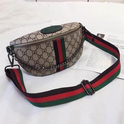 กระเป๋าสะพายพาดลำตัว นักเรียน ผู้หญิง วัยรุ่น สตูล NONGLING SHOP กระเป๋าคาดอกพิมพ์ลาย กระเป๋าผู้หญิง NLB99