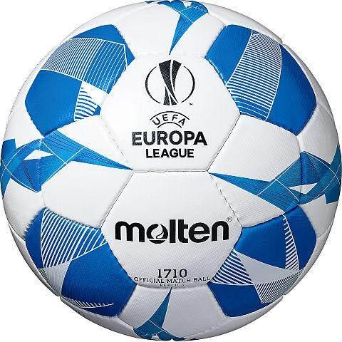 สอนใช้งาน  Molten ฟุตบอลหนังเย็บ มอลเทน Football MST TPU pk F4U1000-G9B(440)