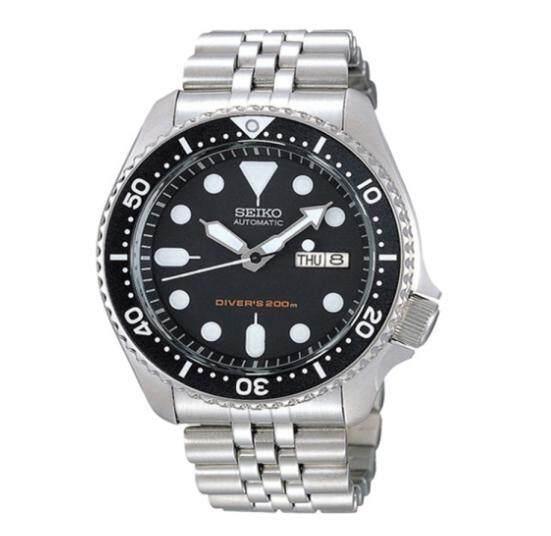 โคราช SEIKO Automatic Diver 200m Men s watch รุ่น SKX007K2