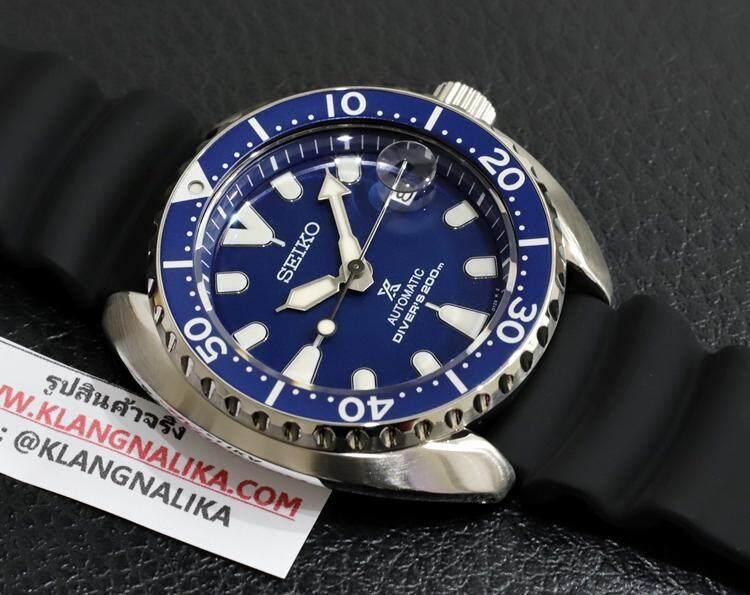 การใช้งาน  จันทบุรี นาฬิกา Seiko Prospex Mini Turtle Diver s 200M รุ่น SRPC39K1 (ประกันศูนย์ seiko ประเทศไทย)