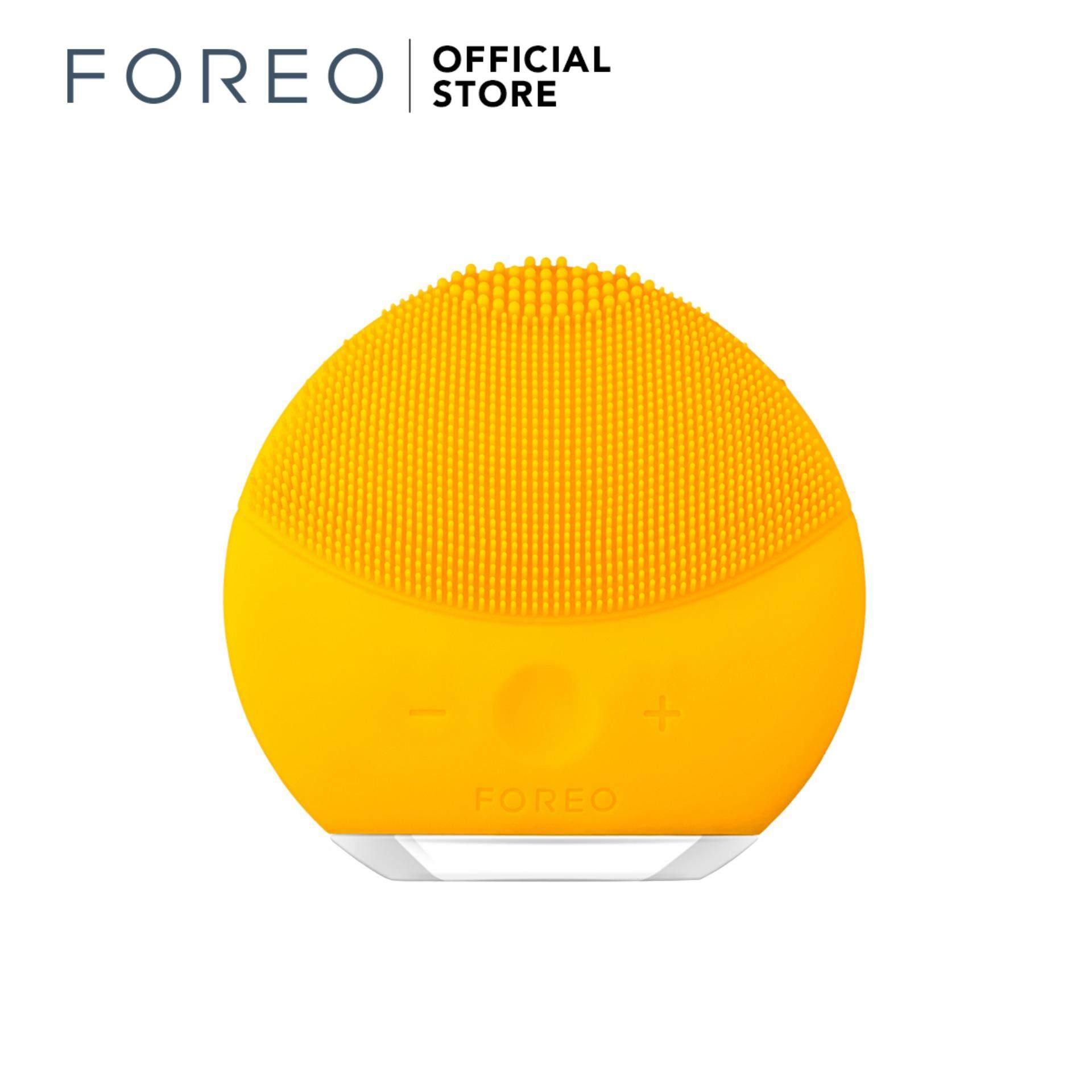 การใช้งาน  น่าน FOREO Luna Mini 2 Sunflower Yellow