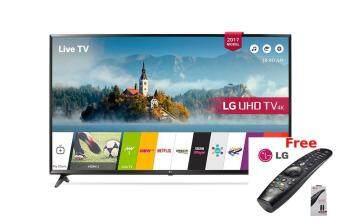 LG TV UHD LED (55 นิ้ว, 4K, Smart) รุ่น 55UK6320PTE.ATM