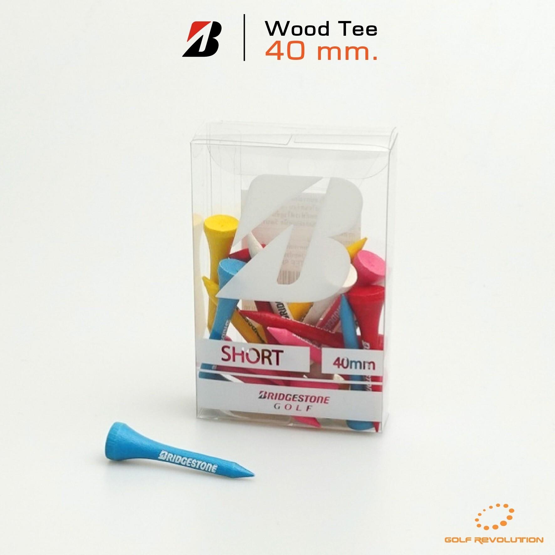 ที่ตั้งลูกกอล์ฟ Bridgestone - Wood Tee (GAG501)