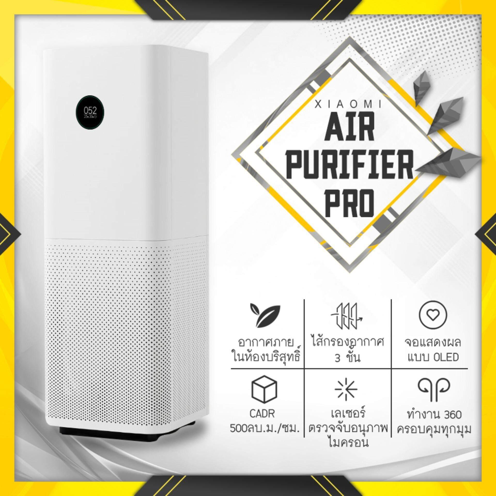 บัตรเครดิตซิตี้แบงก์ รีวอร์ด  บุรีรัมย์ [พร้อมจัดส่ง] Xiaomi Mi Air Purifier Pro(จีน) [เครื่องฟอกอากาศ]