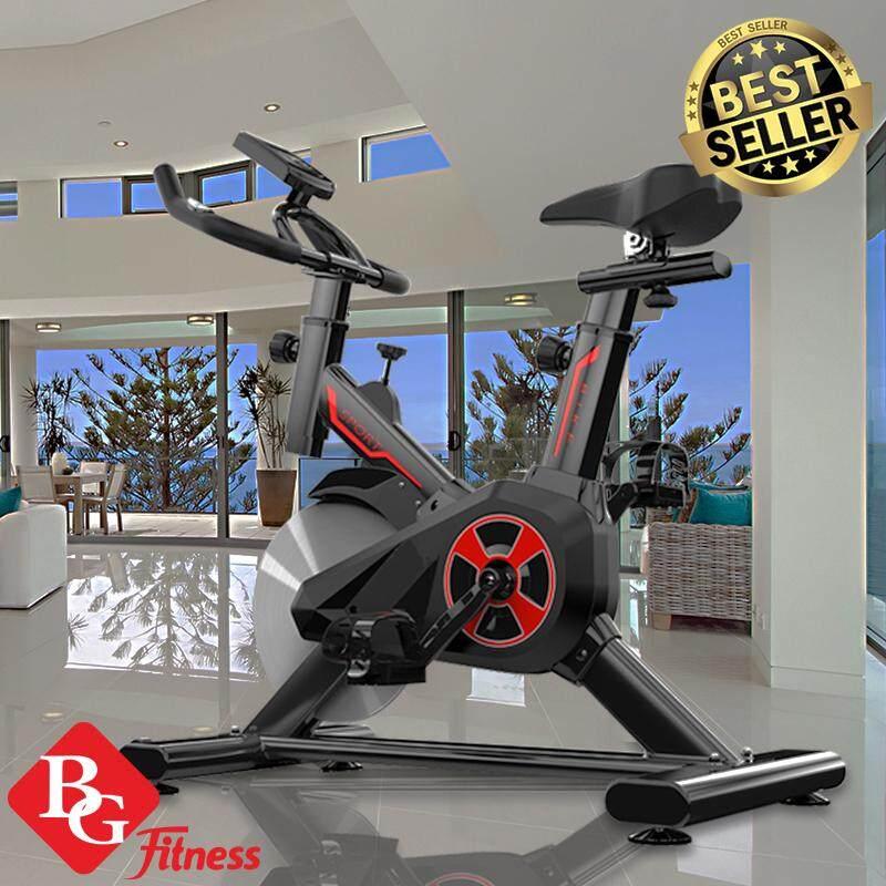 แบบไหนดี B&G Fitness จักรยานออกกำลังกาย Spin Bike รุ่น S303