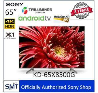 Review Sony  65 4K HDR Andriod TV KD-65X8500G (สีเงิน) รุ่นปี 2019